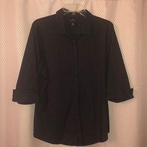 Worthington button up blouse